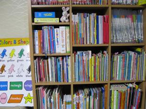 ホーム英会話の本棚