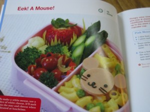 Yum-Yum Bento Box – Mouse