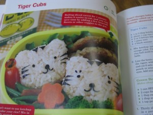 Yum-Yum Bento Box – Tiger Cubs